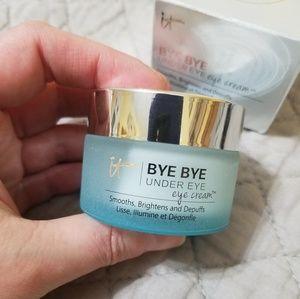 IT Cosmetics Bye Bye Under Eye Cream NWT!